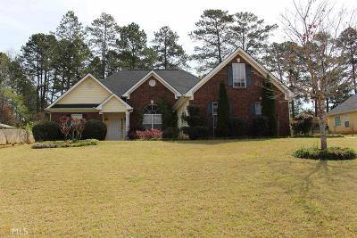 Conyers Single Family Home Under Contract: 2810 Club Forest Dr