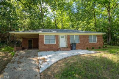 Haddock, Milledgeville, Sparta Single Family Home For Sale: 331 Brook St