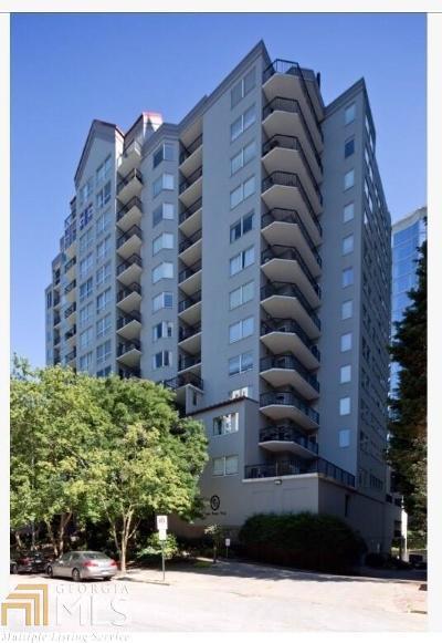 Parc Vue Condo/Townhouse For Sale: 275 13th St #809