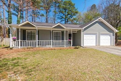 Roswell Single Family Home Under Contract: 645 Cranberry Trl