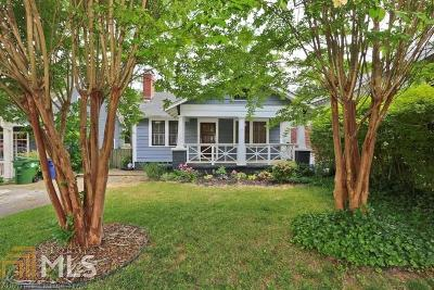 Kirkwood Single Family Home Under Contract: 2127 NE Ridgedale Rd #5