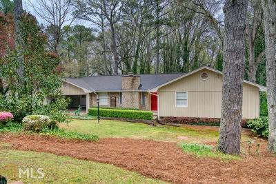 Lilburn Single Family Home Under Contract: 1138 Carla Joe Dr