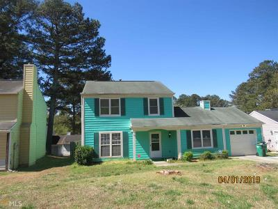 Stone Mountain Single Family Home Under Contract: 1287 Mill Lake