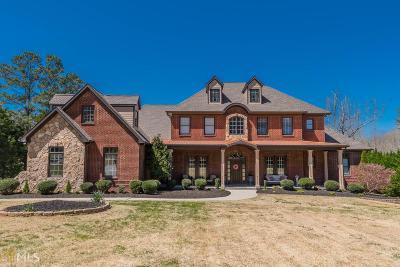 Barrow County, Forsyth County, Gwinnett County, Hall County, Newton County, Walton County Single Family Home For Sale: 4728 E Reed Rd