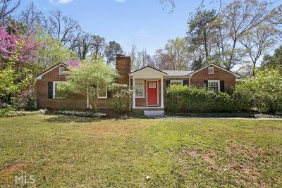 Decatur Single Family Home For Sale: 2147 Sylvania Dr