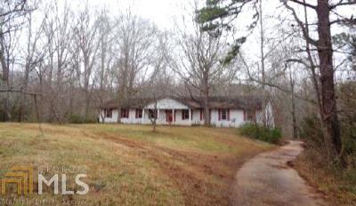 Monroe Single Family Home For Sale: 3911 SW Stock Rd