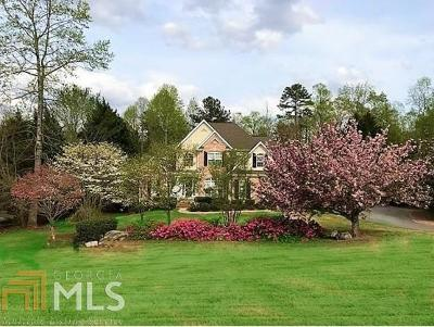Dahlonega Single Family Home Under Contract: 6310 Timbercreek Trl