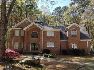 Stone Mountain Single Family Home Under Contract: 4894 Forestglade Cir