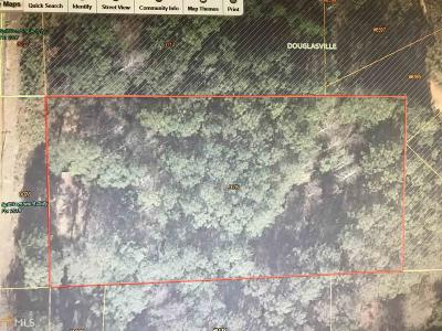 Douglasville Residential Lots & Land For Sale: N Highway 92