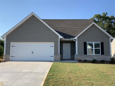 Milner Single Family Home Under Contract: Savannah Way #Lot 5