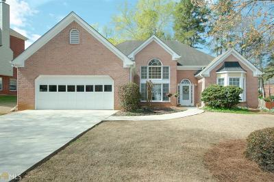 Snellville Single Family Home Under Contract: 2795 Adams Pointe Dr