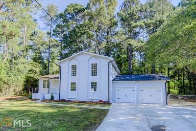 Stone Mountain Single Family Home For Sale: 628 S Rays Rd