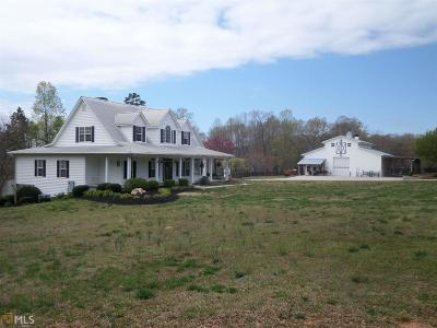 Hall County Single Family Home For Sale: 4677 Cool Springs Rd