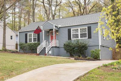 Decatur Single Family Home For Sale: 1390 Oldfield