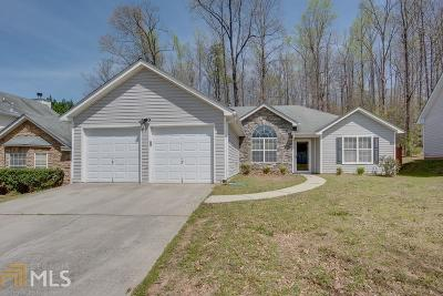 Snellville Single Family Home Under Contract: 4470 Bridle Point Pkwy