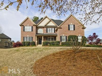 Dacula Single Family Home For Sale: 1708 Scouts Walk