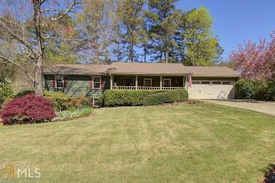 Lilburn Single Family Home Under Contract: 5195 Ashford Ct