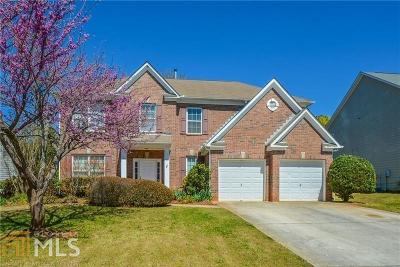 Conyers Single Family Home Under Contract: 3642 Cape Ln