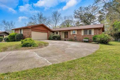 Jonesboro Single Family Home Under Contract: 2115 Indian Hill Rd #6