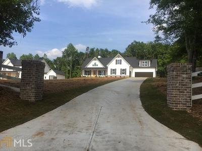 Braselton Single Family Home For Sale: 1469 Pocket Rd