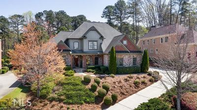 Lawrenceville Single Family Home For Sale: 2357 Lake Ridge Ter