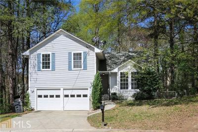 Mableton Single Family Home Under Contract: 6002 SE Brookside Ln