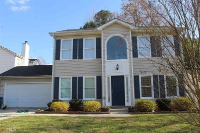 Barrow County, Forsyth County, Gwinnett County, Hall County, Walton County, Newton County Single Family Home Under Contract: 385 Heathgate Dr