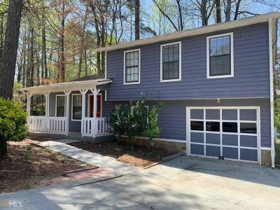Lilburn Single Family Home Under Contract: 63 Timothy Ln #65