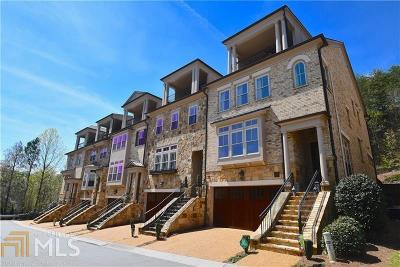 Vinings Condo/Townhouse Under Contract: 3890 Paces Lookout Dr #15