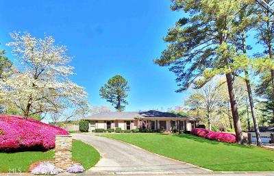 Decatur Single Family Home Under Contract: 1736 Stonecliff Ct