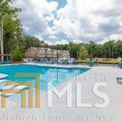 Roswell Condo/Townhouse For Sale: 3176 Havencroft #3