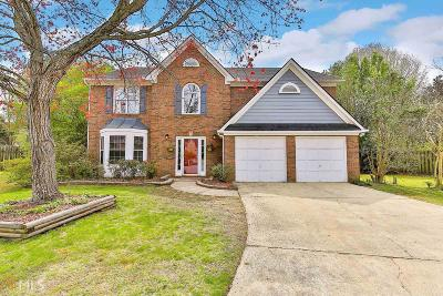 Snellville Single Family Home Under Contract: 1003 Ashwood Green Ct