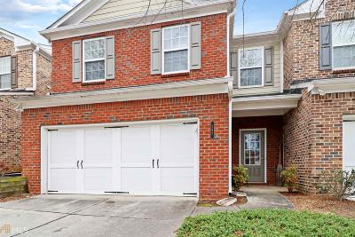 Tucker Condo/Townhouse For Sale: 197 Bellewood Oak Dr