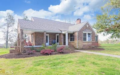 Toccoa Single Family Home For Sale: 1214 Talmadge Dr