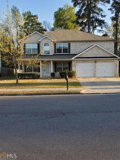 Ellenwood Single Family Home Under Contract: 5857 Sunflower Ct