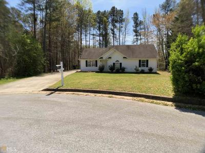 Temple Single Family Home Under Contract: 186 Pleasant Dr