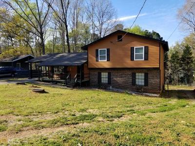 Rockdale County Single Family Home For Sale: 684 Lakeridge Dr