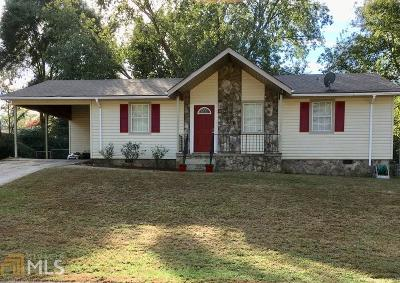 Conyers Single Family Home Under Contract: 1706 Almand Creek Dr