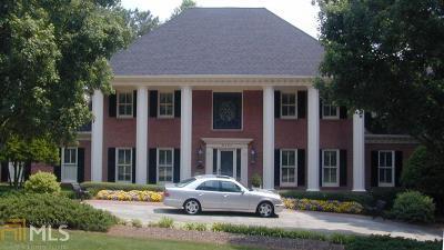 Stone Mountain Single Family Home For Sale: 6101 Kings Mountain Ct