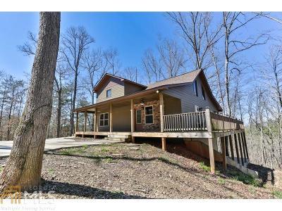 Blue Ridge Single Family Home For Sale: 395 Packs Valley
