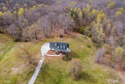 Dawsonville Single Family Home Under Contract: 143 Kathy Ln