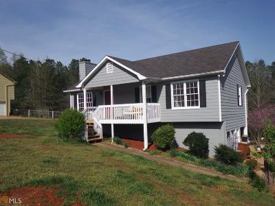 Hiram Single Family Home Under Contract: 66 Fawn Trl