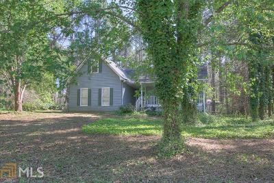 Rockdale County Single Family Home Under Contract: 3749 Windy Hill Dr