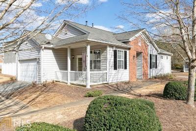 Acworth Single Family Home Under Contract: 223 Windcroft Cir