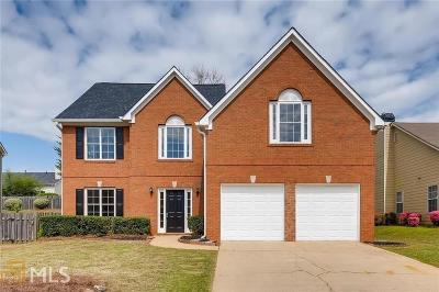 Snellville Single Family Home Under Contract: 1170 Laurel Cove Dr