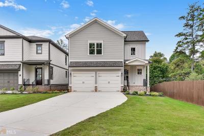 Decatur Single Family Home For Sale: 31 McEvoy Ln