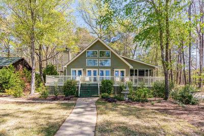 Greensboro, Eatonton Single Family Home Under Contract: 113 Misty Ln