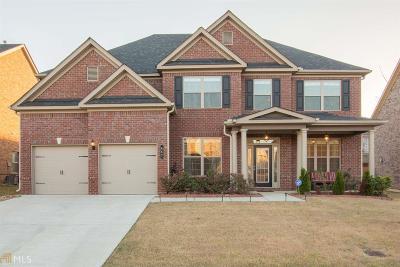 Grayson Single Family Home For Sale: 467 Sawyer Meadow Way