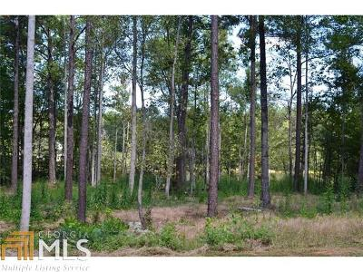 Griffin Residential Lots & Land For Sale: 491 Deer Lake Dr
