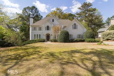 Johns Creek Single Family Home Under Contract: 110 National Dr